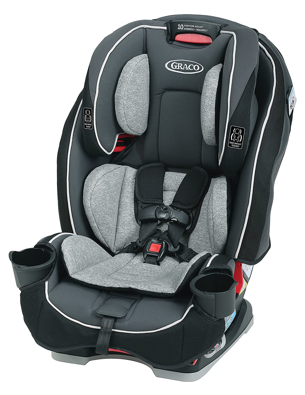 best convertible car seat for compact cars